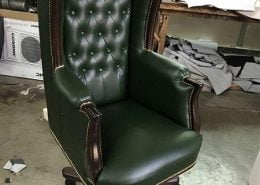 صندلی کلاسیک , صندلی مدیریت کلاسیک مدل 1