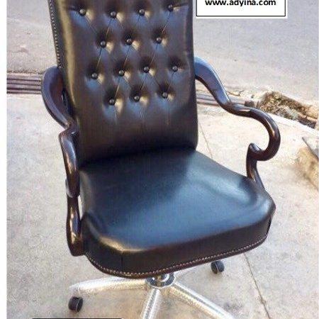 صندلی مدیریت کلاسیک مدل 12
