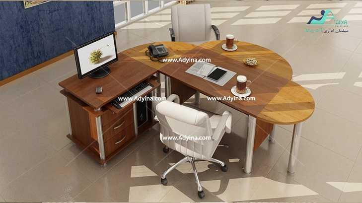 میز کارمندی , میز کارشناسی کامل