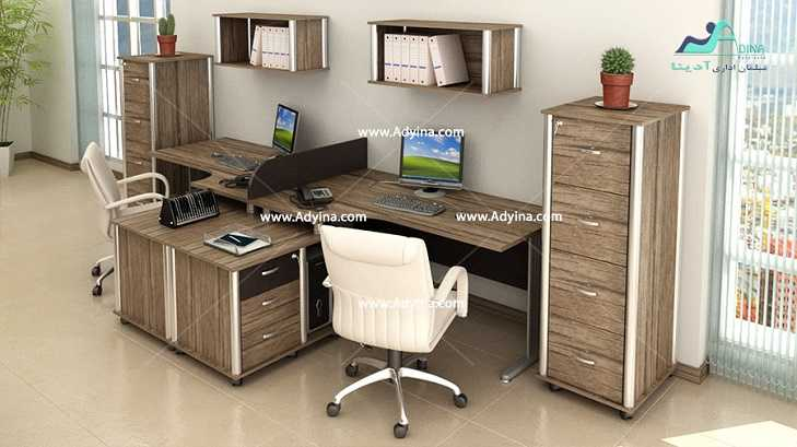میز کارگروهی -میز تیمی -مدل شماره (11)