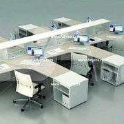 میز کارگروهی -میز تیمی -مدل شماره (19)