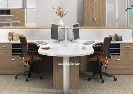 میز کارگروهی -میز تیمی -مدل شماره (6)