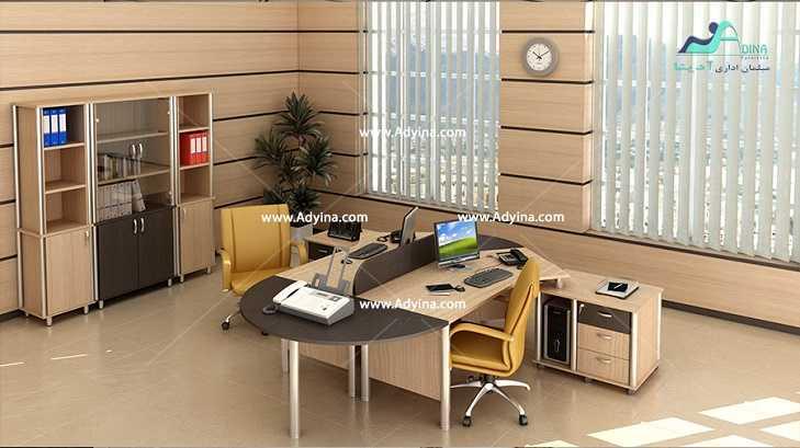 میز کارگروهی -میز تیمی -مدل شماره (7)