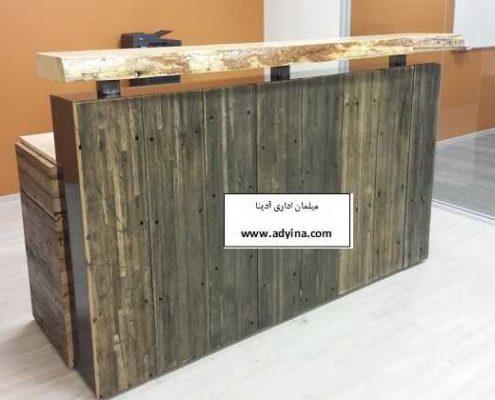 کانترمنشی مدل طرح چوب