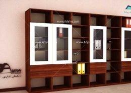 کتابخانه اداری -مدل ام کا 4