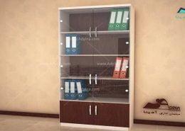 کتابخانه اداری مدل MK108