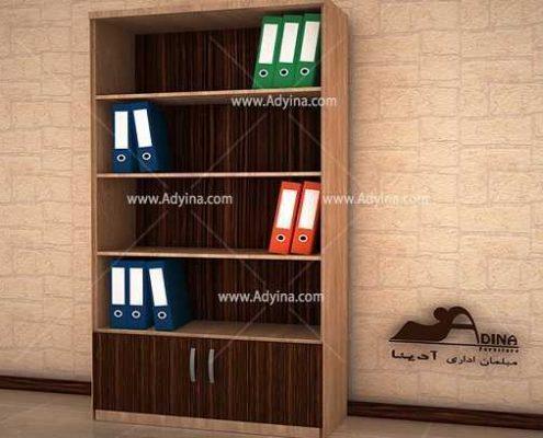 کتابخانه اداری مدل MK116