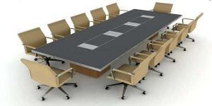 میز کنفرانس اداری