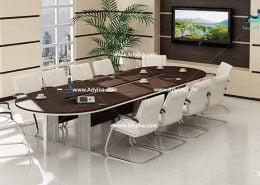 طراحی اتاق کنفرانس و انتخاب میز کنفرانس سفارشی