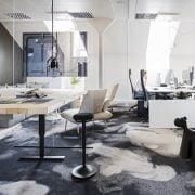 دکوراسیون اداری فضاهای کوچک