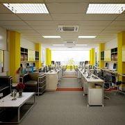 طراحی مناسب دفتر کار با کاهش اثرات زیست محیطی
