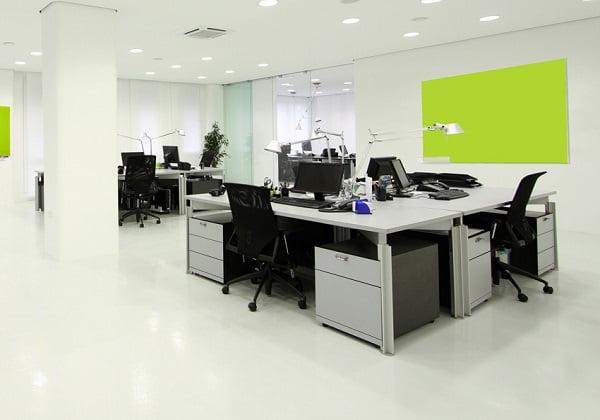 مهمترین نکات در طراحی دکوراسیون اداری