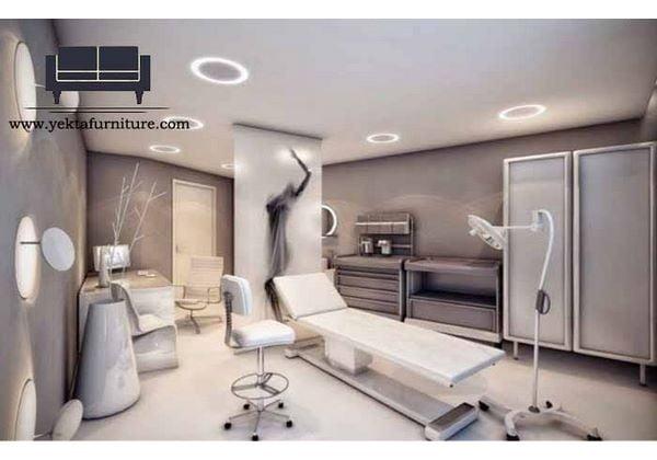 تاثیر معماری مدرن در دکوراسیون داخلی مطب