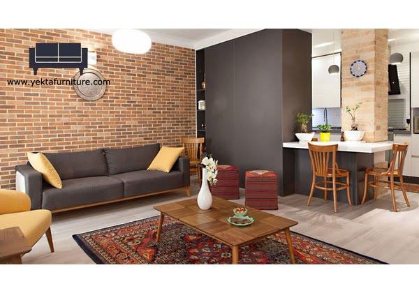 نکات مهم در طراحی اتاق نشیمن