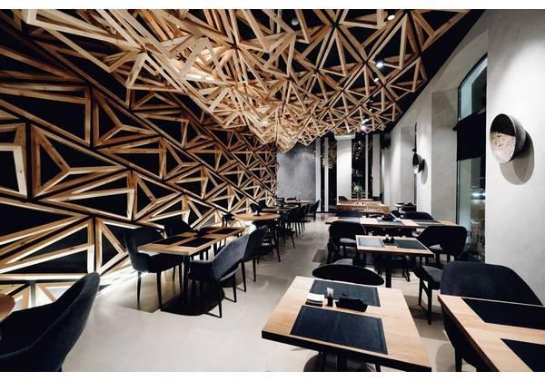اصول طراحی داخلی رستوران