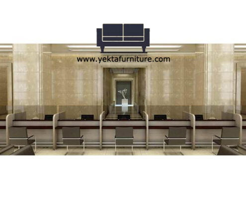میز کانتر بانکی