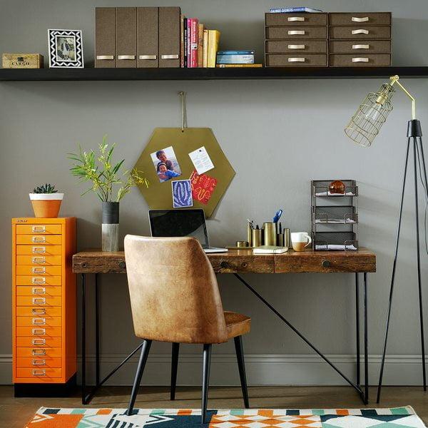 ایده برای طراحی اتاق کار خانگی